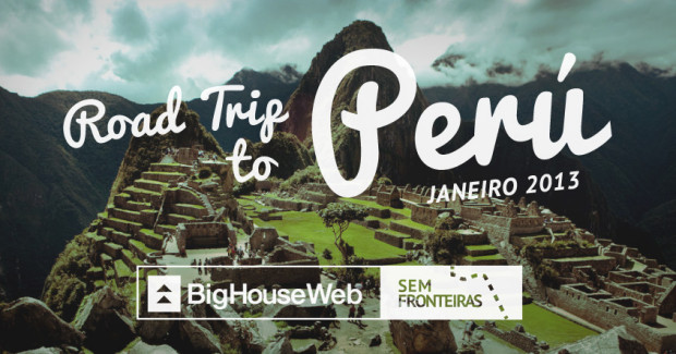 Road Trip to Perú - Big House Web