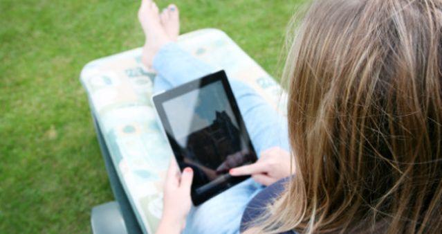 tablet-mulher