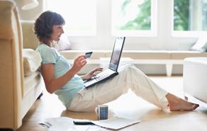 Em abril, o tempo de acesso a lojas virtuais atingiu a média de 45 minutos. Fonte: IBOPE MEDIA.