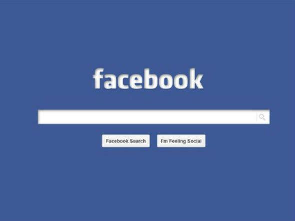 Facebook lança busca social nos EUA
