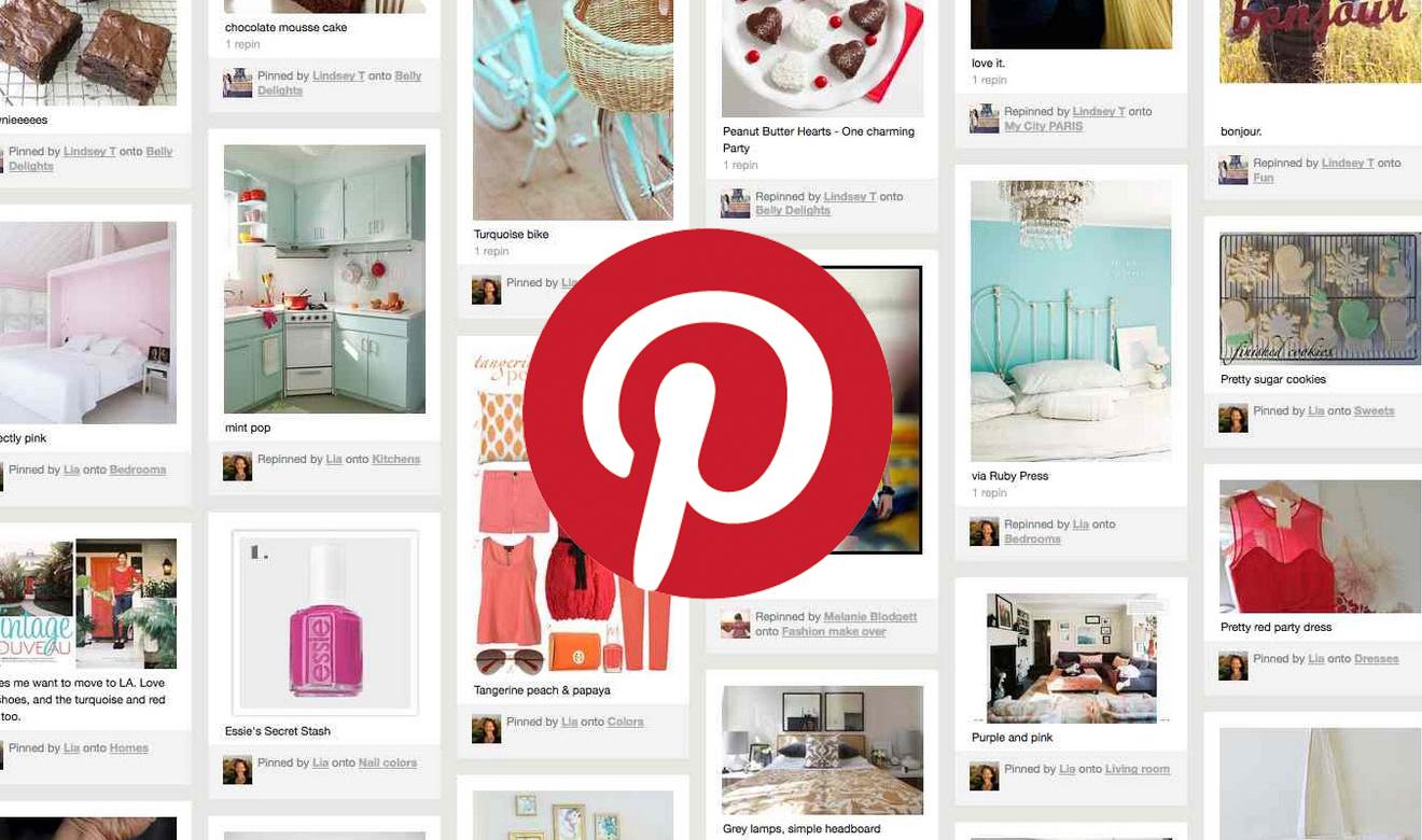 Pinterest atinge 70 milhões de usuários.