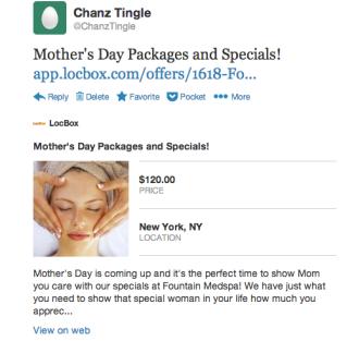 Twitter Product Card deixa as mensagens muito mais interativas