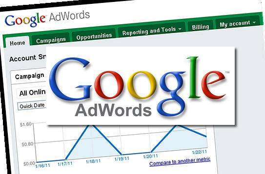 Google Adwords anuncia mudanças