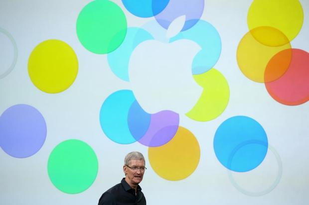 Apple revela iPhone 5S, versão 5C, iOS 7 e outros produtos.  Foto: Justin Sullivan / GETTY IMAGES NORTH AMERICA