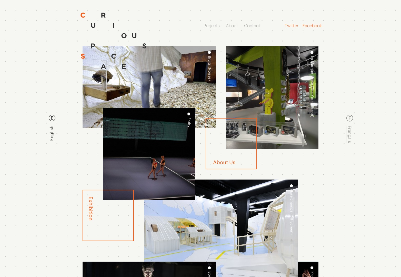 Curious Space - Inspiring spaces for museums, galleries & performance