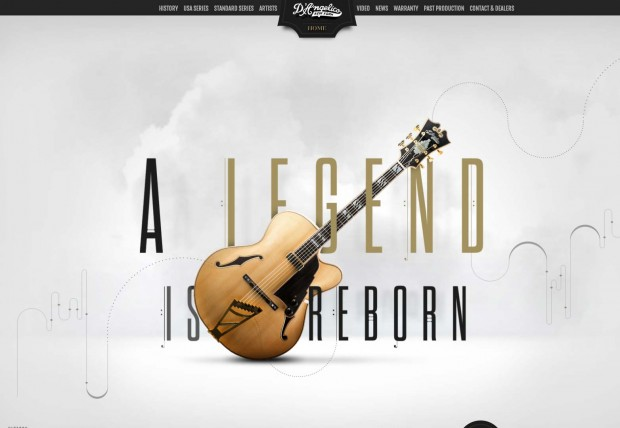 19. D'Angelico Guitars