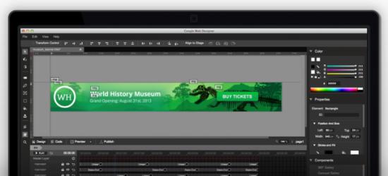 Google Web Designer, ferramenta para criação de anúncios em HTML5