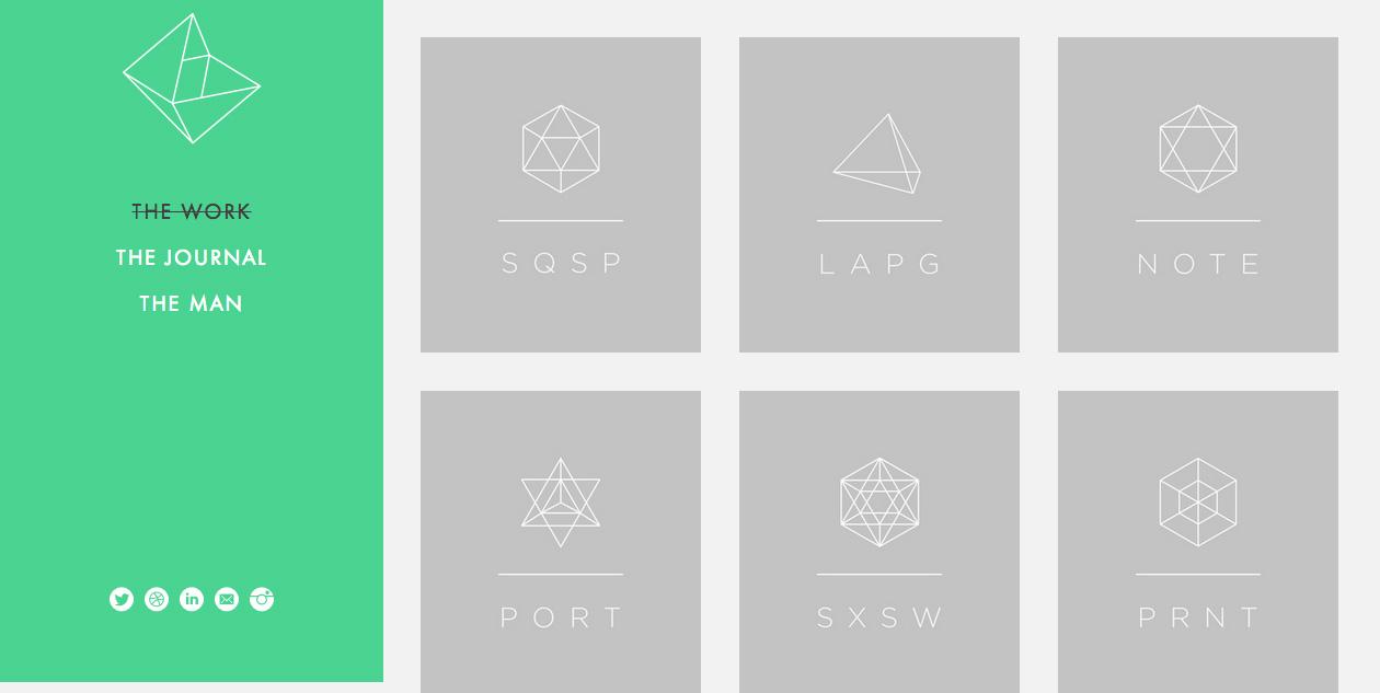 Sites em flat design para inspirar você!
