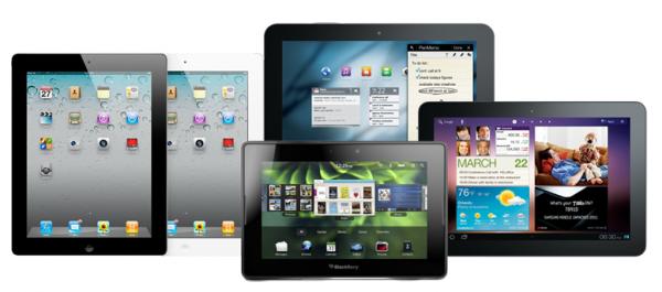 Vendas globais de tablets cresceram mais de 60% em 2013