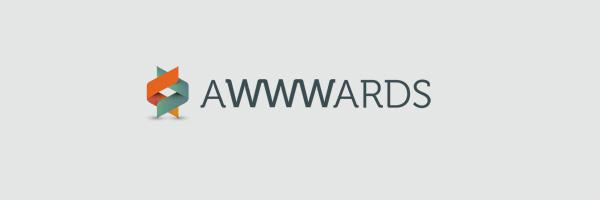 O melhor feed de notícias: AWWWARDS