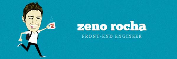 O melhor feed de notícias: Zeno Rocha
