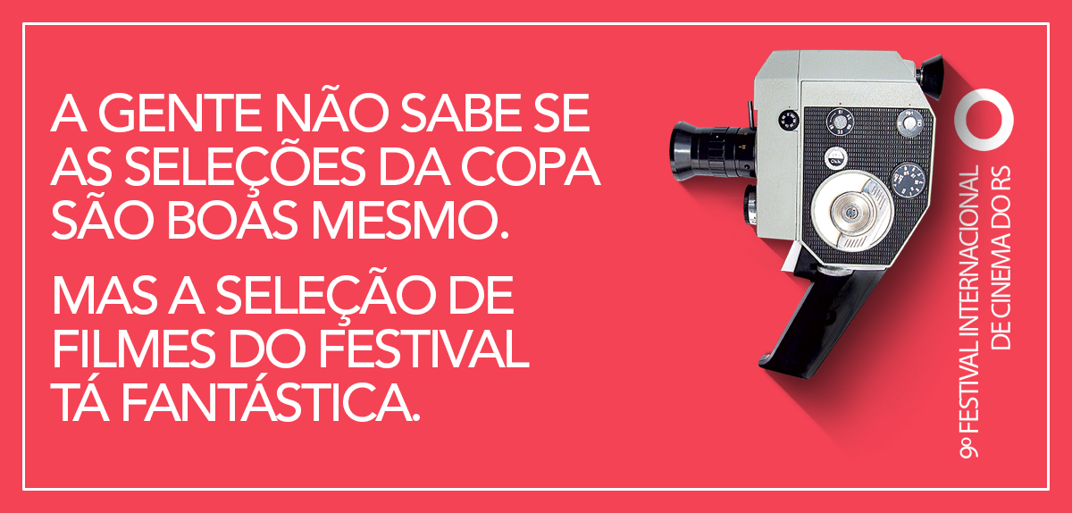 BigHouseWeb faz campanha de divulgação do 9º Festival Internacional de Cinema do RS