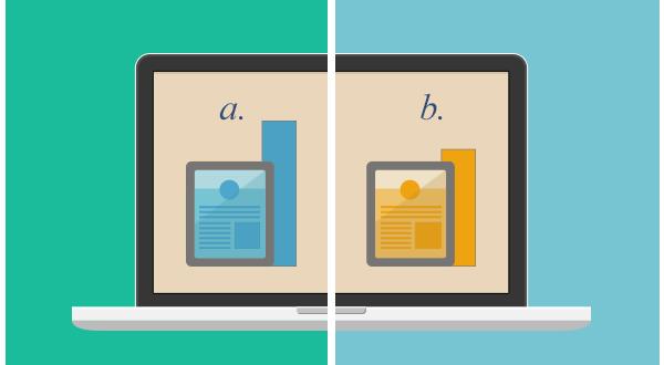 7 Dicas para Google Analytics: Teste A/B