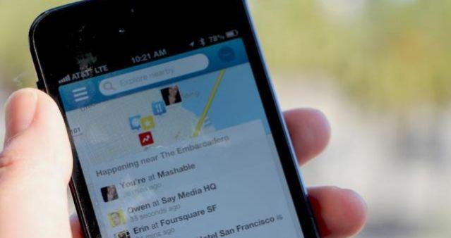 Saiba como usar o Foursquare para empresas!