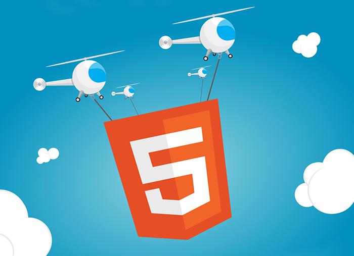 O HTML5 está finalizado! Yay!