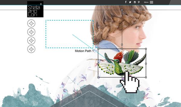 Web Design em 2015: Rolagem animada, efeitos de parallax e microinterações