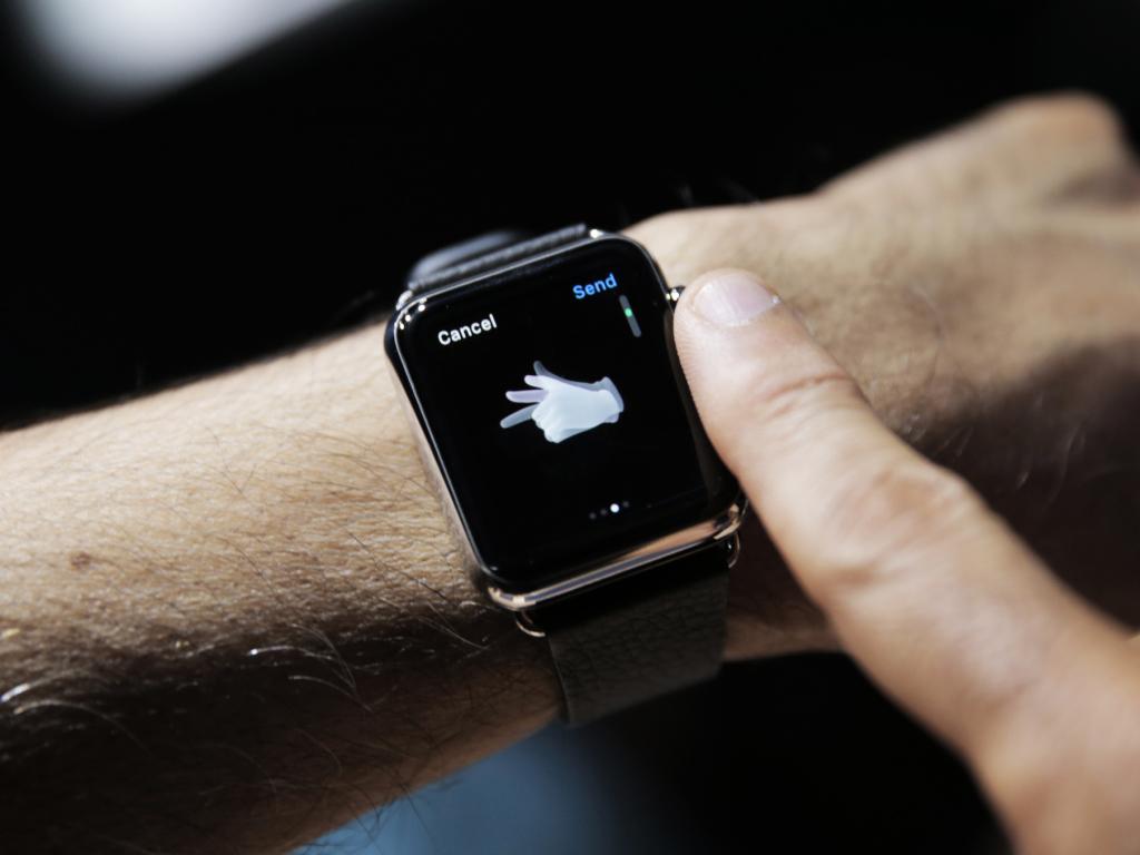 Apple Watch foi lançado na última sexta-feira, 24 de abril