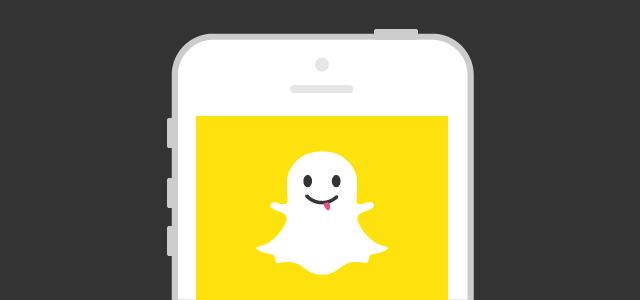 Snapchat alcança a marca de 100 milhões de usuários