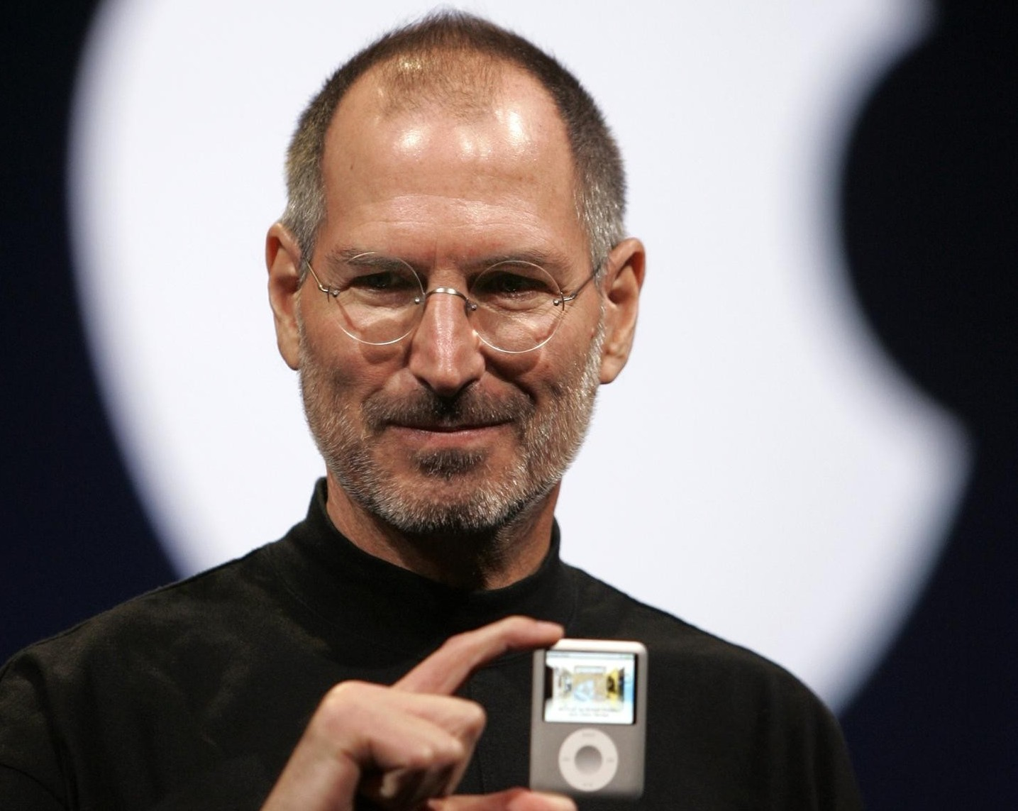 Steve Jobs ensinou a superar a crise