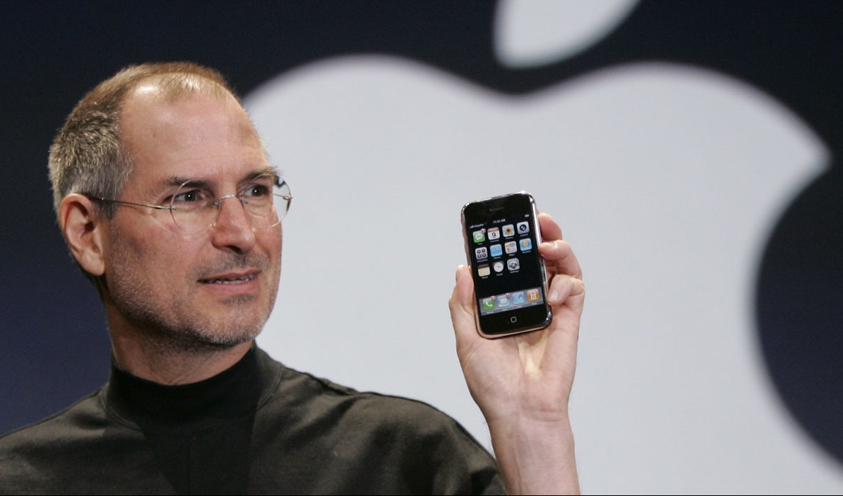 Steve Jobs ensinou como superar a crise