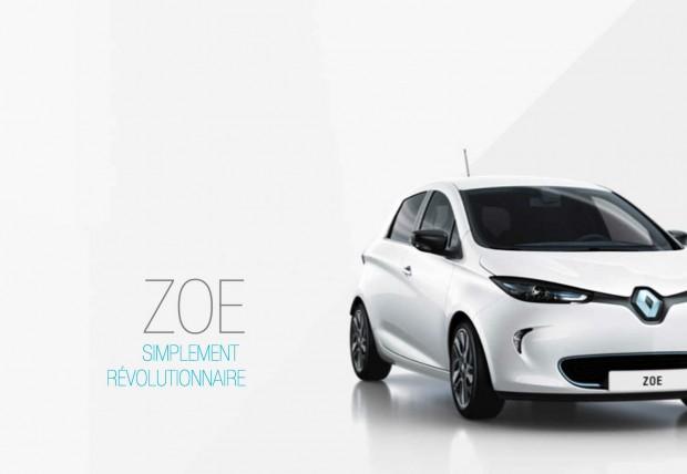 27. Renault Zoe
